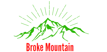 Broke mountain