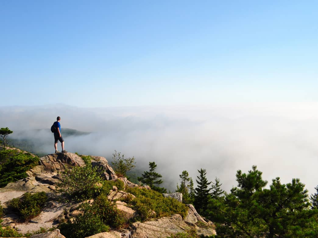 Hiking Near Portland Maine
