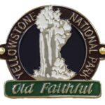 How do you attach hiking stick medallions?