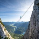 Stairway To Heaven Austria Best Place for Hiking- Brokemountain