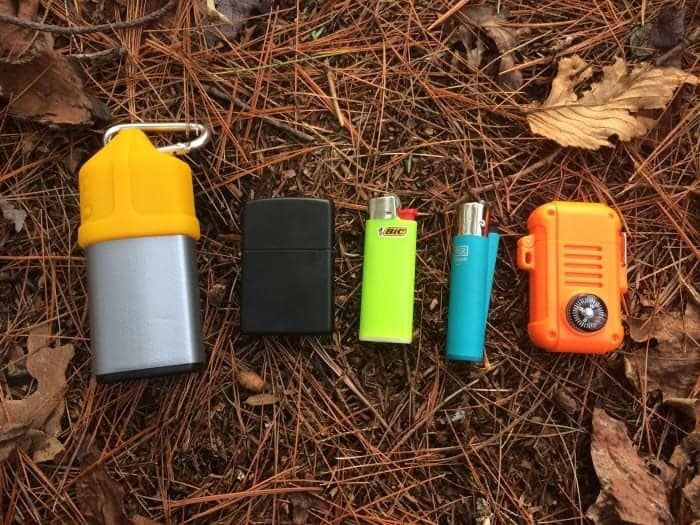 best backpacking lighter