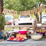 Turn Camping Birthday Party into a Fiesta: 8 Fascinating Ideas