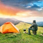 Why a standing room tent is the best choice for your trip-Broke Mountain